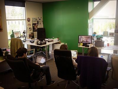 2014-05: ShareThis LA Office + Coding Workshop