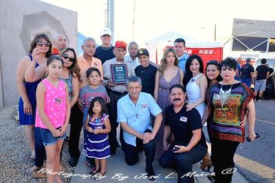 WWII Veteran Robert V. Espinoza & Family