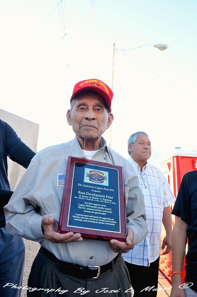 WWII Veteran Robert V. Espinoza