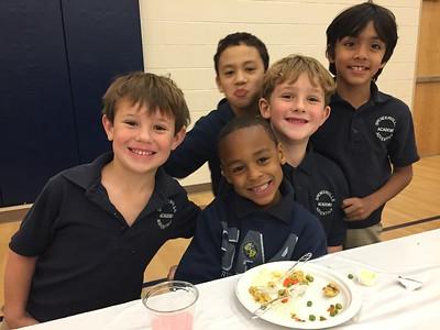 2014 - 11 - SAA Thanksgiving