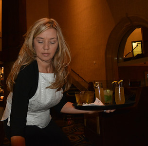 French 77 - http://www.barnonedrinks.com/drinks/s/st-germain-french-77-13201.html