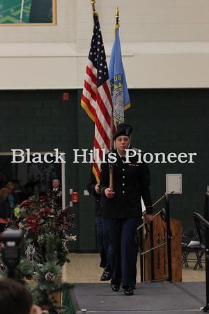 2014 BHSU Fall Commencement