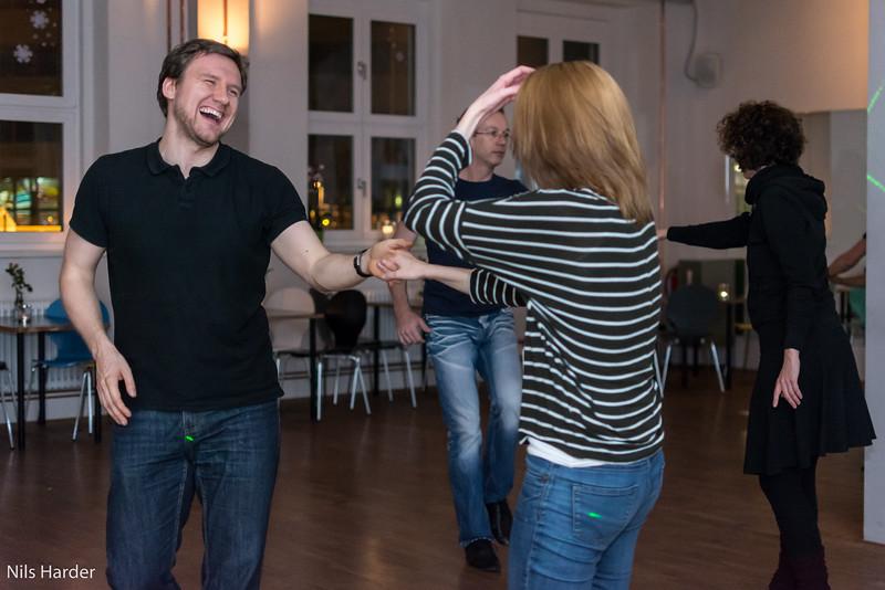 WCS Party Berlin werk36