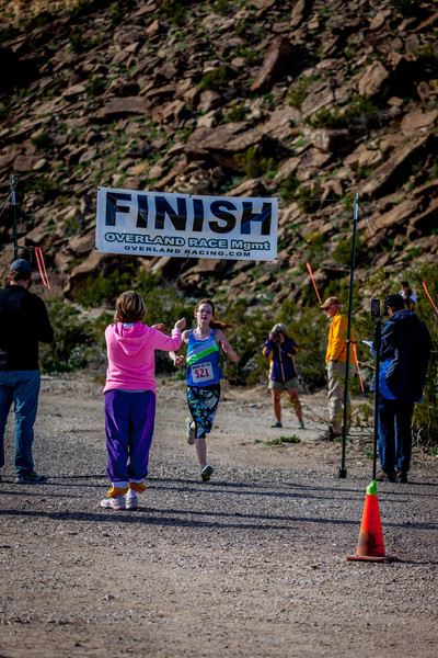 2014 Big Bend 10K Female Winner
