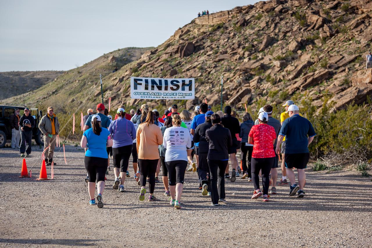 Big Bend 10K Start 2014