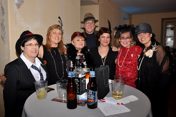2014 Bootlegger Ball, Memories Mannor Mansion, St. Clair, MI.