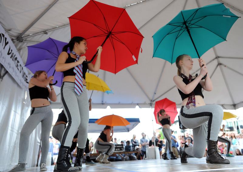 2014 Boulder Creek Festival Saturday