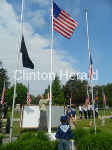 2014 Camanche Memorial Day Ceremony