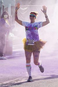 2014 Color Run - Ypsilanti