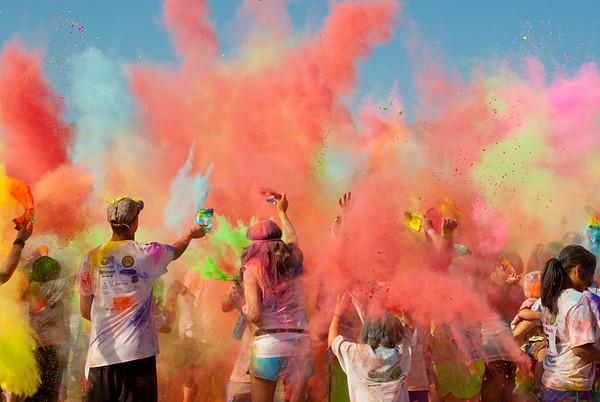 2014 Color Rush Wenatchee 8.17.2014