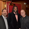 2014 Detroit Recovery Project's Dinner and Laughs Fundraiser at the GEM Theatre with host comedian, Mark Lundholm :