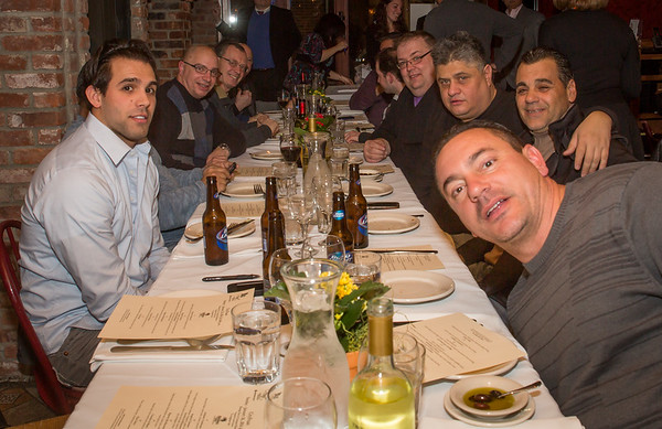 Madonna Della Cava Society Members at CityFeast