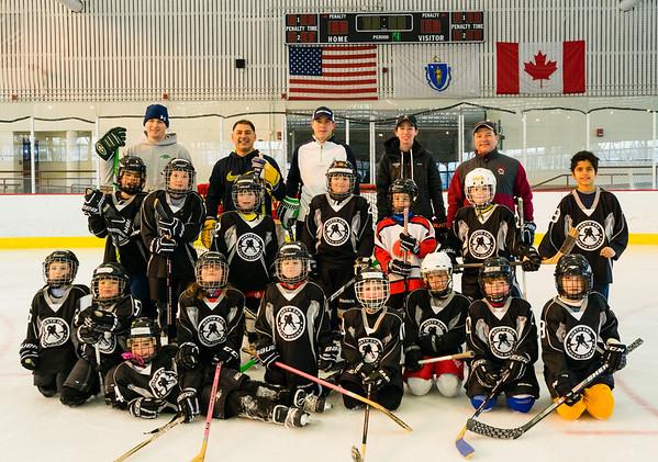 2014-03   North End Youth Hockey