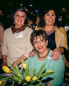 Patricia Thiboutot, Frankie Boyer and Meredith Piscitelli