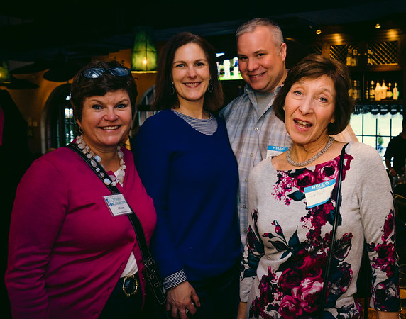 Allison, Diane, John and Susan