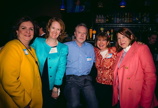 Barbara, Meghan, Tom, Audrey and Robyn
