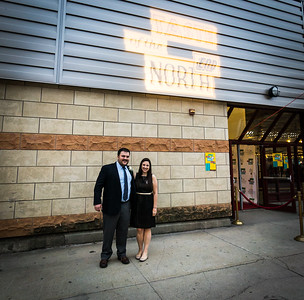 TONE Organizers Philip Frattaroli and Marianne Aiello
