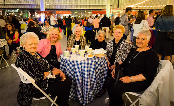 The Ladies at Taste of the North End