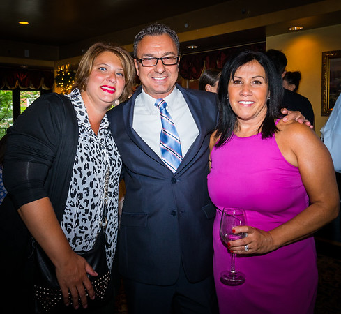 Lori Toscano, Sal and Lisa LaMattina