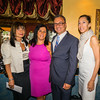 From the left, Kathy Carangelo, Lisa, LaMattina, Sal LaMattina and Toni Gilardi