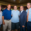 (L-R) Chuck, Nolan, George, Councilor Sal LaMattina and Paul