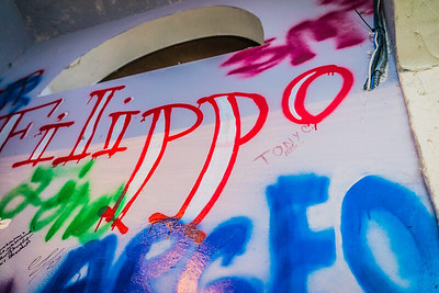 Ducaii's graffiti wall
