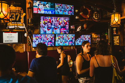 World Cup Overpowers Red Sox on Sunday afternoon