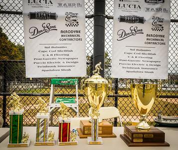 Taste of the North End Bocce Tournament Trophys