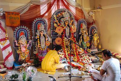 Durga Puja celebrations in Copenhagen