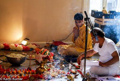 Durga Puja celebrations in Copenhagen