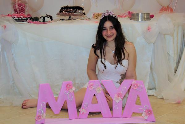 2014-11-15, Maya's Sweet 16