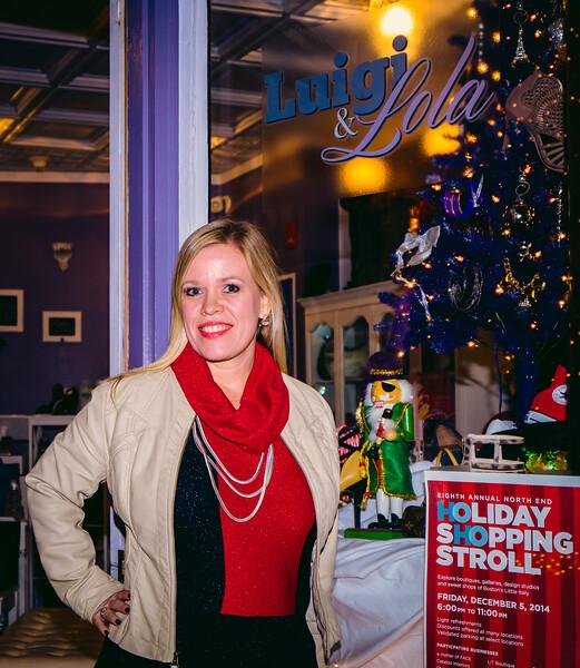 Charlene Love at Luigi & Lola