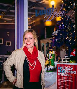 Charlene Love at Luigi & Lola's