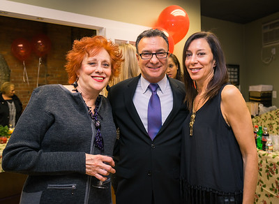 Janet, Sal and Toni