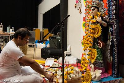 Saraswati Puja 2014, Copenhagen