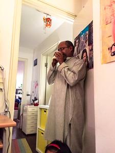 Lakshmi Puja and Diwali in Copenhagen, 2014