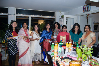 Lakshmi Puja and Diwali in Copenhagen, 2014
