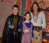 Sam, Nina and Mary