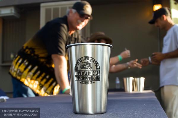 2014 Firestone Walker Invitational Beer Festival Brewers  Recption