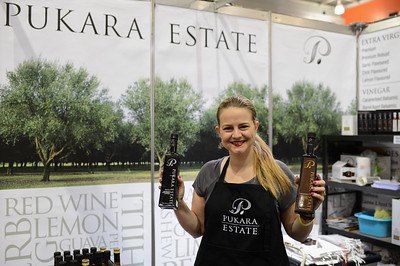 Pukara Estate - 2014 Good Food & Wine Show, Brisbane Convention & Exhibition Centre, 17-19 October. Photos by Des Thureson - http://disci.smugmug.com.