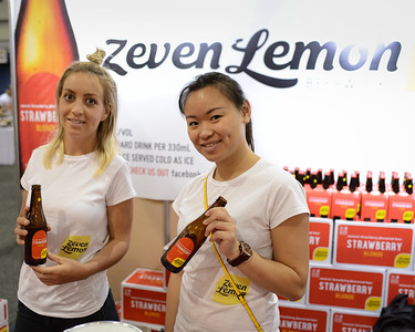 Zeven Lemon - 2014 Good Food & Wine Show, Brisbane Convention & Exhibition Centre, 17-19 October. Photos by Des Thureson - http://disci.smugmug.com.