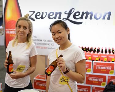 Zeven Lemon - 2014 Good Food & Wine Show, Brisbane Convention & Exhibition Centre, 17-19 October. Photos by Des Thureson - http://disci.smugmug.com.