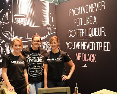 Mr Black, Coffee Liqueur, Cold Drip Coffee Liqueur - 2014 Good Food & Wine Show, Brisbane Convention & Exhibition Centre, 17-19 October. Photos by Des Thureson - http://disci.smugmug.com.