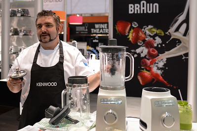 Kenwood - 2014 Good Food & Wine Show, Brisbane Convention & Exhibition Centre, 17-19 October. Photos by Des Thureson - http://disci.smugmug.com.
