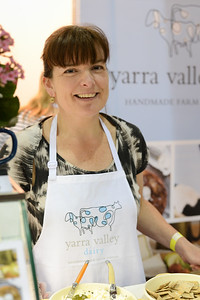 Yarra Valley Dairy, Handmade Farm House Cheeses - 2014 Good Food & Wine Show, Brisbane Convention & Exhibition Centre, 17-19 October. Photos by Des Thureson - http://disci.smugmug.com.