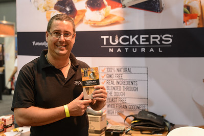 Tucker's Natural, Tucker's Natural Gourmet Crackers - 2014 Good Food & Wine Show, Brisbane Convention & Exhibition Centre, 17-19 October. Photos by Des Thureson - http://disci.smugmug.com.