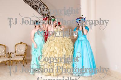 2014 Hargrave Prom - Having Fun