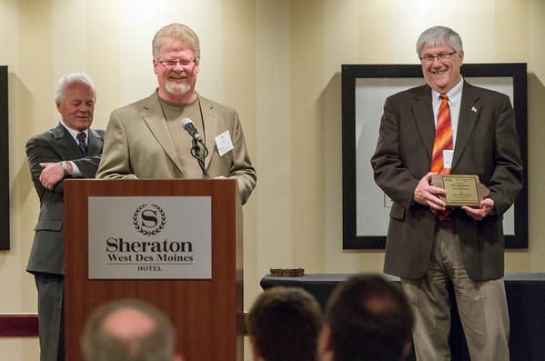 2014 Iowa ACEC Banquet - Clinton Awards
