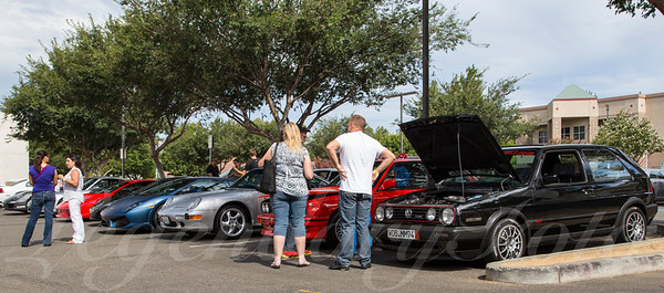 Cars and Coffee July 2014
