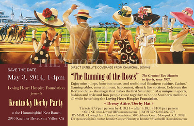 kentucky derby flier 2014
